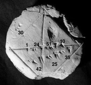 Clay-tablet