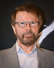 Björn Ulvaeus in May 2013