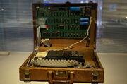 Original 1976 Apple 1 Computer In A Briefcase