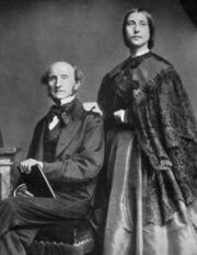 J S Mill and H Taylor