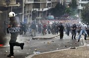 Greece protests 2010