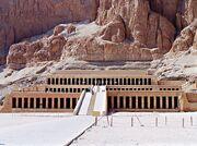 Il tempio di Hatshepsut