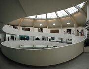 Inside Guggenheim Museum
