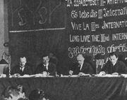 1919 I Kongres Kominternu Moskwa