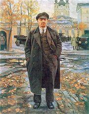 Lenin-painting