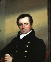 James Fenimore Cooper by Jarvis