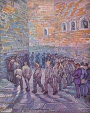 The round of prisoners