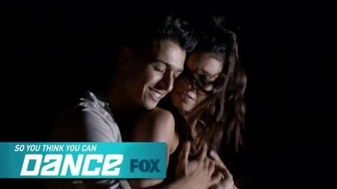 Paul & Hayley Top 6 Perform SO YOU THINK YOU CAN DANCE FOX BROADCASTING-0