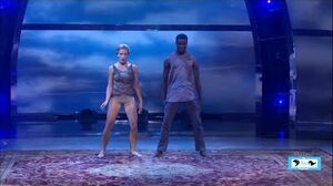 So You Think You Can Dance - Jessica & Stanley LIVE 7-16-14