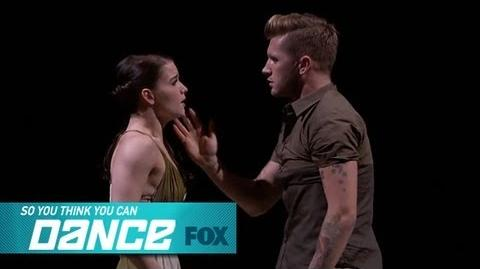 Amy & Travis Winners Chosen SO YOU THINK YOU CAN DANCE FOX BROADCASTING