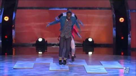 So You Think You Can Dance Season 10 - Meet The Top 20 - Aaron, Alexis and Curtis-0