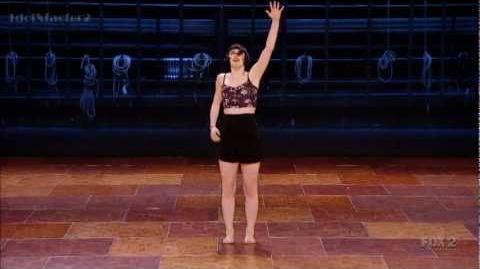 Amelia Lowe - SYTYCD Season 9 (NY Auditions)