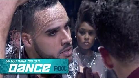 Aaron & Jasmine H Top 6 Perform SO YOU THINK YOU CAN DANCE FOX BROADCASTING