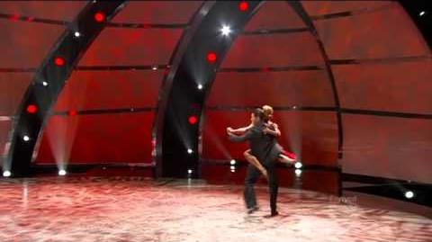 Amber & Nick - Argentine Tango