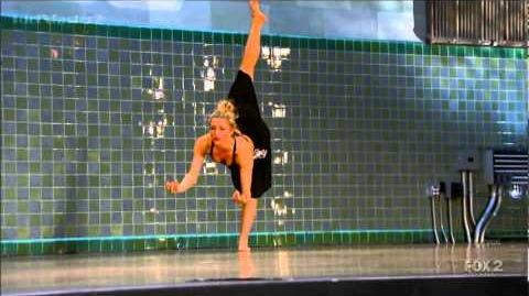Alexa Anderson - SYTYCD Season 9 (L.A. Auditions)