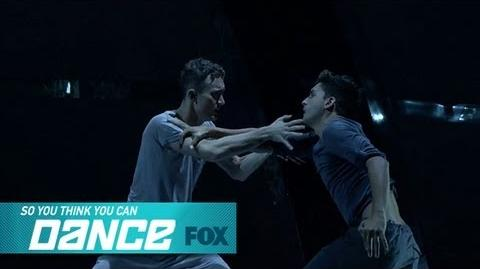 Tucker & Robert Top 10 Perform SO YOU THINK YOU CAN DANCE FOX BROADCASTING