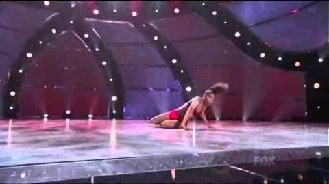 Bottom 3 Girls Solos (Top 18) - Alexis Juliano Jasmine Mason Jenna Johnson - SYTYCD 10
