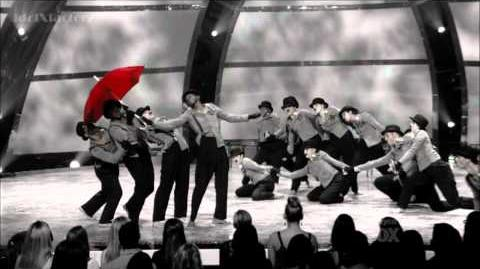 Opening Number ( Tyce Diorio Routine) SYTYCD Season 9 (Top 16)
