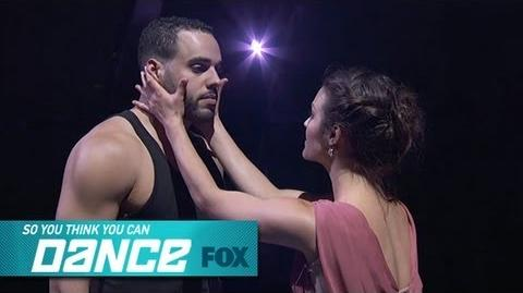 Aaron & Kathryn Winners Chosen SO YOU THINK YOU CAN DANCE FOX BROADCASTING