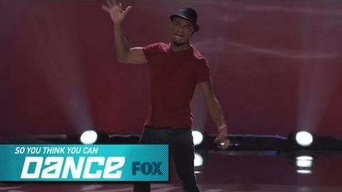 BluPrint Solo Top 16 Perform SO YOU THINK YOU CAN DANCE FOX BROADCASTING