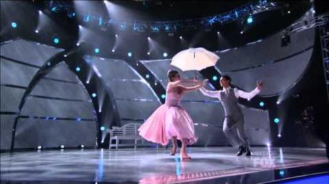 SYTYCD Season 10 - Top 20 Perform - Makenzie and Paul