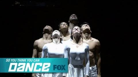 Group Performance Top 6 Perform SO YOU THINK YOU CAN DANCE FOX BROADCASTING
