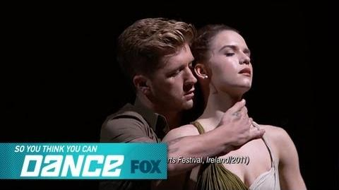 Amy & Travis Top 8 Perform SO YOU THINK YOU CAN DANCE FOX BROADCASTING