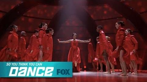 Group Performance Top 16 Perform SO YOU THINK YOU CAN DANCE FOX BROADCASTING