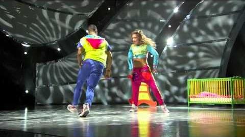 Tiffany & George - Hip Hop