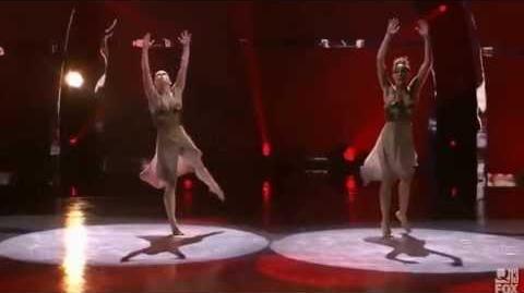 So You Think You can Dance Season 10 - Meet The Top 20 - Amy and Jasmine Mason