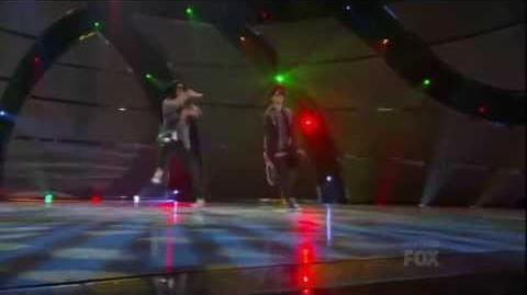 "Alexis and Nico Hip Hop ""Last Time"" So You Think You Can Dance Season 10"