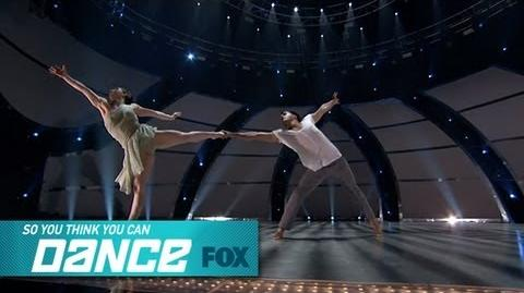 Amy & Robert Top 4 Perform SO YOU THINK YOU CAN DANCE FOX BROADCASTING