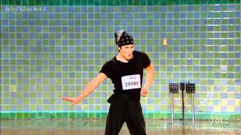 Cole Horibe - SYTYCD Season 9 (L.A. Auditions)