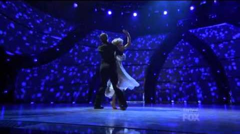 Amber Jackson and Nick Bloxsom-Carter -- Viennese Waltz -- So You Think You Can Dance