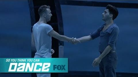 Tucker & Robert Winners Chosen SO YOU THINK YOU CAN DANCE FOX BROADCASTING