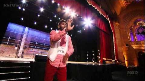 "Cyrus ""Glitch"" Spencer (Dragon House) - SYTYCD Season 9 (Atlanta Auditions)"