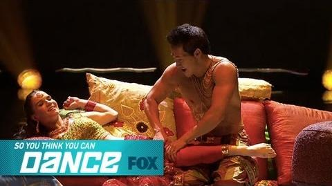 Amy & Alex Top 6 Perform SO YOU THINK YOU CAN DANCE FOX BROADCASTING