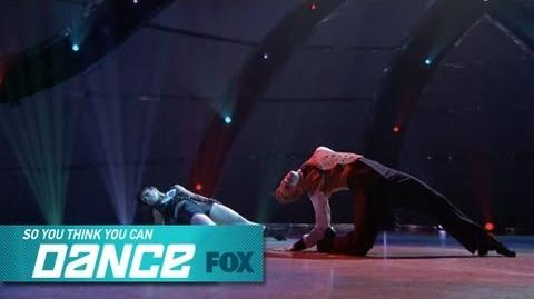 Alexis & Nico Top 17 Perform SO YOU THINK YOU CAN DANCE FOX BROADCASTING