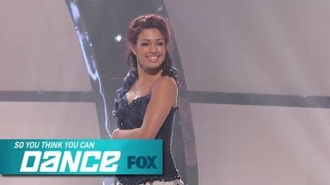 Alexis Solo Top 14 Perform SO YOU THINK YOU CAN DANCE FOX BROADCASTING