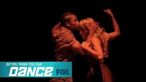 Fik-Shun & Allison Top 8 Perform SO YOU THINK YOU CAN DANCE FOX BROADCASTING