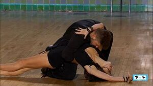 Alla Kocherga & Serge Onik SYTYCD 11 AUDITIONS LIVE 6-11-14