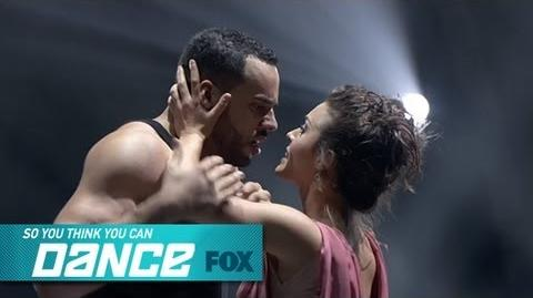 Aaron & Kathryn Top 10 Perform SO YOU THINK YOU CAN DANCE FOX BROADCASTING