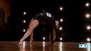 Emily James SYTYCD 11 AUDITIONS LIVE 6-4-14
