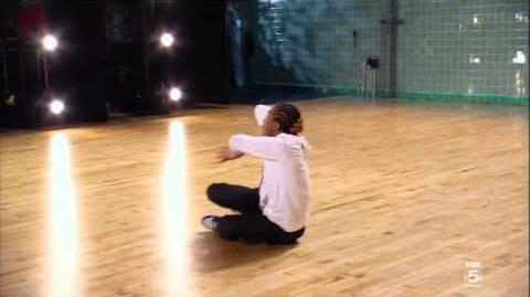 "Du-Shaunt ""Fik-Shun"" Stegall Audition So You Think You Can Dance Season 10"
