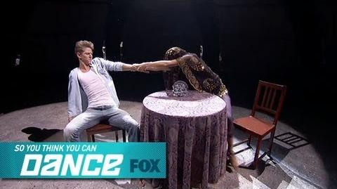 Hayley & Nico Top 12 Perform SO YOU THINK YOU CAN DANCE FOX BROADCASTING