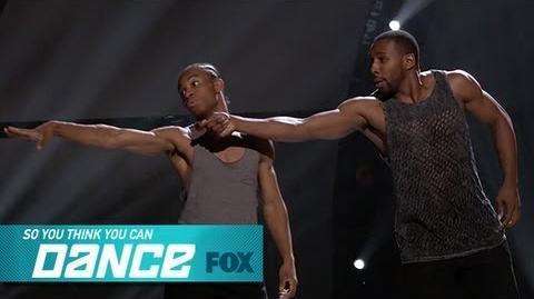 Fik-Shun & tWitch Winners Chosen SO YOU THINK YOU CAN DANCE FOX BROADCASTING