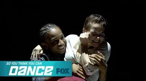 Amy & Fik-Shun Top 14 Perform SO YOU THINK YOU CAN DANCE FOX BROADCASTING