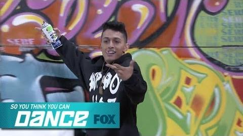Paul & Comfort Top 8 Perform SO YOU THINK YOU CAN DANCE FOX BROADCASTING