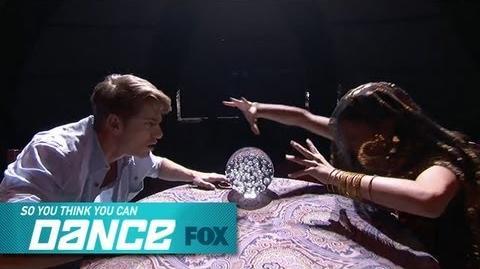 Hayley & Nico Winners Chosen SO YOU THINK YOU CAN DANCE FOX BROADCASTING