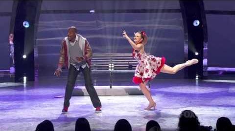 Janaya & Brandon - Broadway